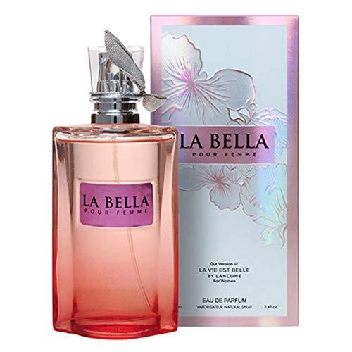 La Bella Pour Femme by Mirage Brands - EDP Women's Perfume - 3.4.fl.oz