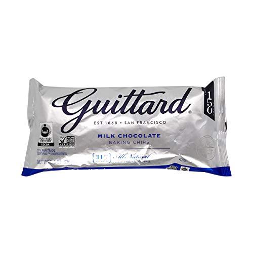 Guittard Baking Chips, Milk Chocolate, 11.5 oz
