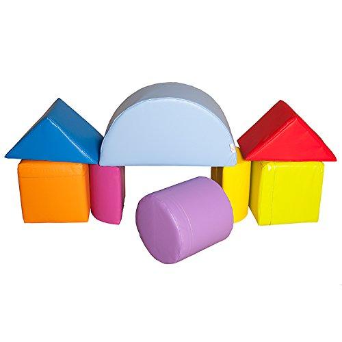 Kid Puzzle Géant en Mousse - 8 Pièces