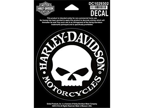 Harley-Davidson Stickers Hubcap