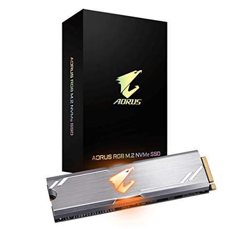 GIGABYTE AORUS M.2 NVMe SSD 256GB