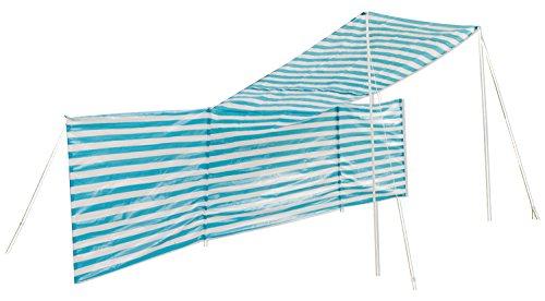 Andes - Pare-vent avec toit - pour l'extérieur/la plage/le camping