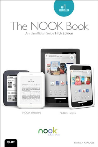 NOOK Book, The: An Unofficial Guide (English Edition)