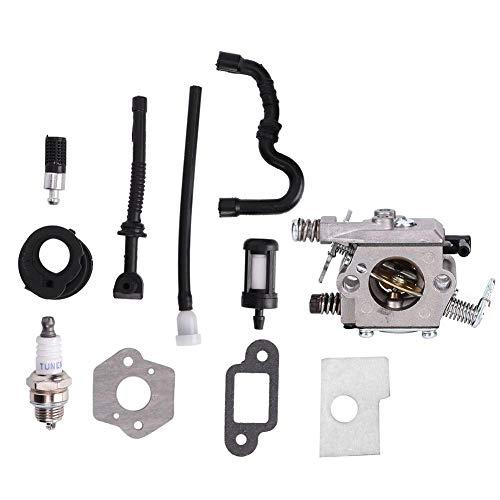 Motosierra De Repuesto De Carburador De Aluminio Fundido A PresióN Para Stihl MS170/MS180/017/018/MS170C/MS180C