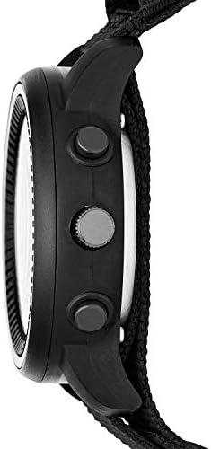 Skechers Men's Lawndale Quartz Metal and Silicone Analog Digital Watch WeeklyReviewer
