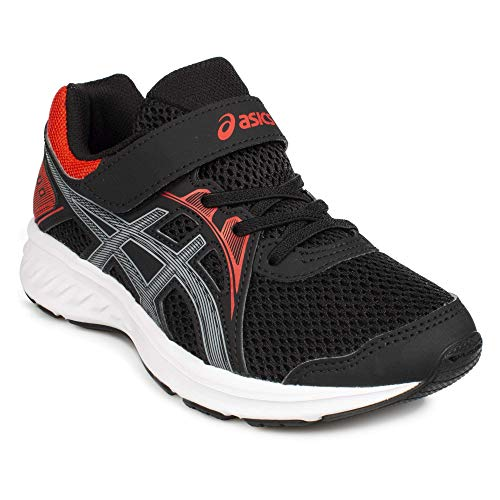 Asics JOLT 2 PS, Zapatos para Correr, Black/Sheet Rock, 34.5 EU