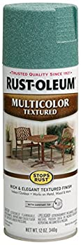 Rust-Oleum 223525 Multi-Color Textured Spray Paint