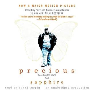 Precious audiobook cover art