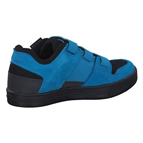 Five Ten Freerider VCS Shoes Kids core Black/FTWR White/Shock Cyan Schuhgröße EU 34 2019 Schuhe - 7