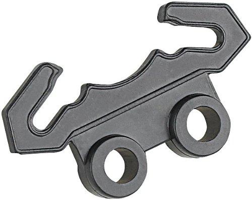 Playtastic Zubehör zu Murmel-Achterbahnen: Schienenführung für Kugel-Achterbahnen, 100 Stück (Kogel-Modellbahnen)
