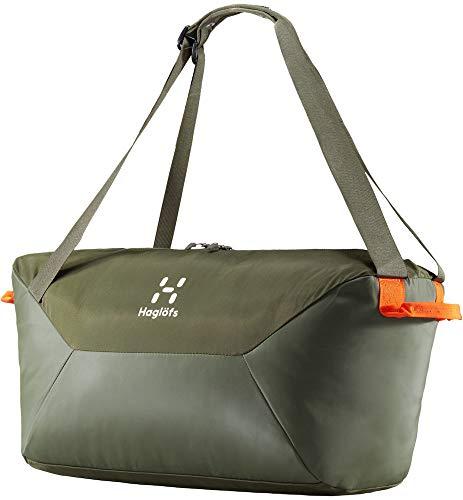 Haglöfs Sporttasche Haglöfs Unisex Sporttasche Teide 40 smarte Details 1-Size Deep Woods/Cayenne 1-Size 1-Size 1-Size