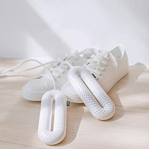 LHJXXKQ Mini Elektrischer Schuhtrockner Schuhwärmer Lösung stinkende Schuhe/nasse Schuhe schuhdesinfektion für Fußballschuhe Snowbordboots