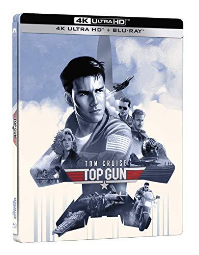 Top Gun [Édition Limitée SteelBook 4K Ultra HD + Blu-Ray] [Édition Limitée SteelBook 4K Ultra HD + Blu-ray]