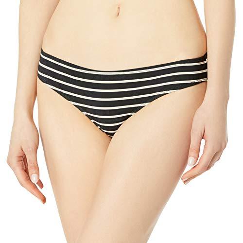Body Glove Damen May Bikini Top Swimsuit with Peekaboo Front Bow Detail Bikinioberteil, Kaia Stripe, Large