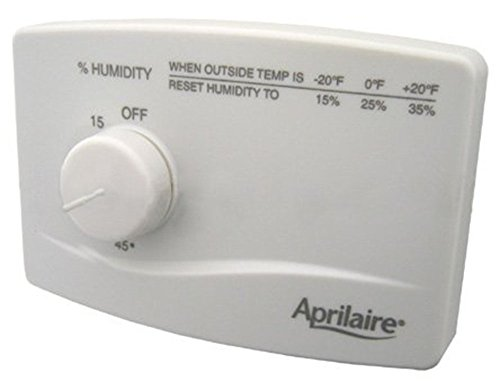 Aprilaire 4655 Manual Digital Control Humidistat - 2 Pack