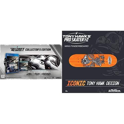 TONY HAWK´S Pro Skater 1+2 Collectors Edition - [PlayStation 4] + Vorbesteller exklusiv Bundle