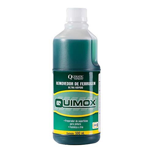 Quimox Removedor de Ferrugem 500 mL Quimatic Tapmatic