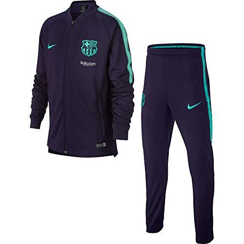 Nike FCB Y Nk Dry Sqd K Trainingsanzug, ohne Geschlecht L bunt