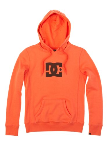DC Shoes Damen Sweatshirt Star Ph, hotcoral, M, DPWSW132-HCOD