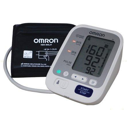 Omron M3 Intellisense - Tensiómetro de brazo