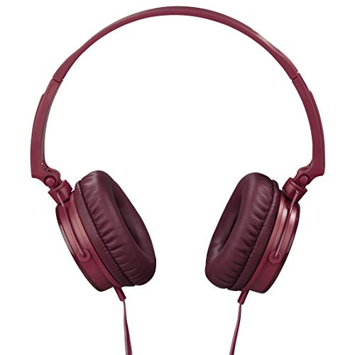 HED2207RD On-Ear-Kopfhörer