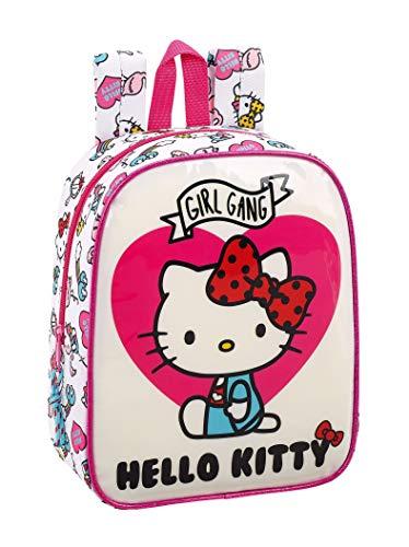 Hello Kitty 2018 Schulrucksack, 27 cm, Pink (Rosa)