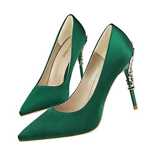 Moquite Damen Frau High Heels Bequeme Sandaletten Sommer Sandalen Absatzschuhe Sexy Schuhe Partyschuhe Offene Sommerschuhe 34-109 Sommerschuhe für Modebewusste Frau