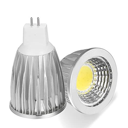 GHC LED Bombillas Lámparas de alimentación de Alta Potencia LED de mazorca LED MR16 COB 9W 12W 15W Caliente Caliente Grado Blanco MR16 12V Lámpara de Bombilla Caliente/Fresca