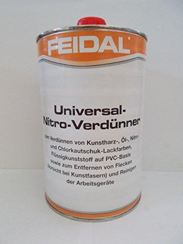Feidal 500 ml Universal-Nitro-Verdünner