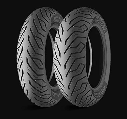 COPPIA GOMME MICHELIN CITY GRIP 110/90-12 64P + 130/70-12 62P PER YAMAHA MAJESTY 250