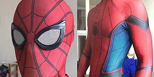 ComicCosplay Spider-Man Homecoming Cosplay   Homecoming Spiderman Cosplay (S, Homecoming)