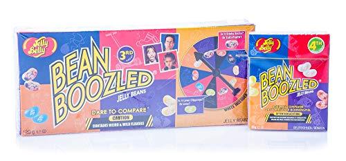 Bean Boozled 3e édition 100g Spinner Game & 45g Recharge - 2 nouvelles saveurs