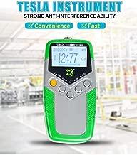TD8620 Permanent Magnet Gauss Meter Handheld Digital Tesla Meter Magnetic Flux Meter Surface Magnetic Field Test 5% Accuracy