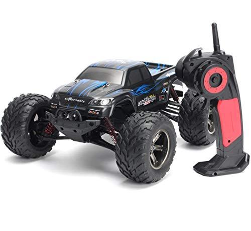 MODELTRONIC Telecomando per autoradio Monster Truggy Scale 1/12 9115 9116 Elettrico 2.4G / velocità 40km / h / Batteria Ricaricabile Car RC XINLEHONG GPTOYS (Truggy Verde)