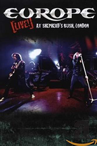 Europe - Live at Shepherd's Bush