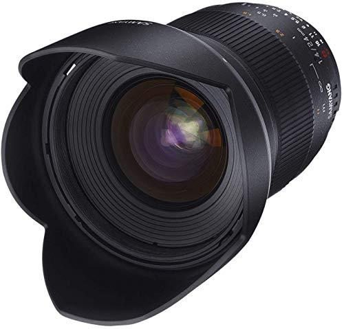Samyang 24mm F1.4 Objektiv für Anschluss Samsung NX
