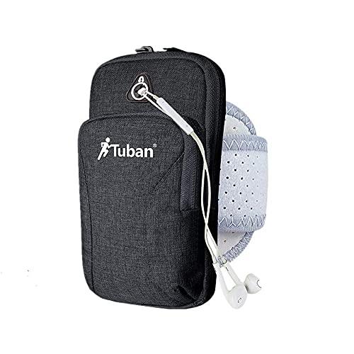 Funda universal para brazo de entrenamiento para gimnasio, pulsera para correr, soporte para teléfono, funda para pulsera deportiva para teléfono 7/6 / 6s / 5 / SE/iPod, Samsung S5 / S4 / S3, teléf