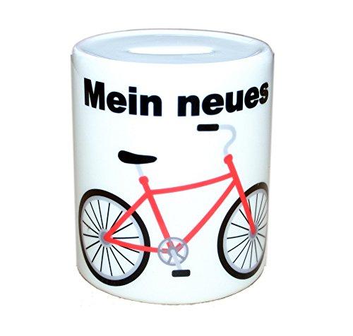 Spardose Fahrrad