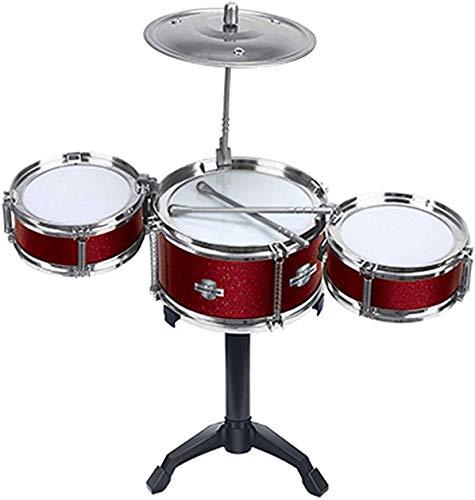 The Dreidel Company Tabletop Drums Set, Desktop Games, Junior Beginners, Party Favors