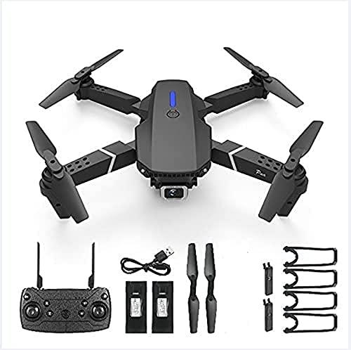 JJDSN 4DRC F4 GPS Drone con cámara 4K para Adultos Quadcopter de cámara Estable de 2 Ejes con 5GHz FPV Live Video GPS Regreso a casa Motor sin escobillas Sígueme 30 Minutos de Tiempo de Vuelo Estu