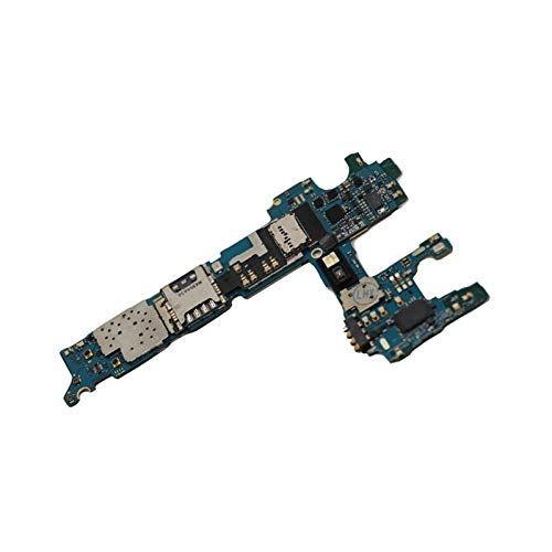RKRCXH Ersatz-Mainboard 32GB Fit for Samsung Galaxy Anmerkung 4 N910F N910A N910U N910G N910T N910C N910P N910V Mit Android Entriegelt Ersatz-Motherboard für Mobiltelefon (Color : N910P 32GB)