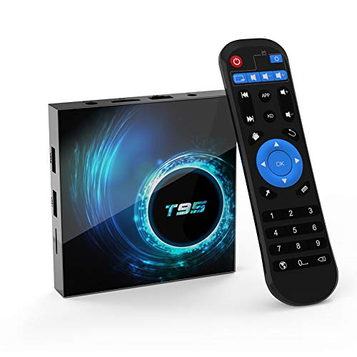 Android tv box,T95 Android 10.0 Allwinner H616 Quadcore 2GB RAM 16GB ROM...