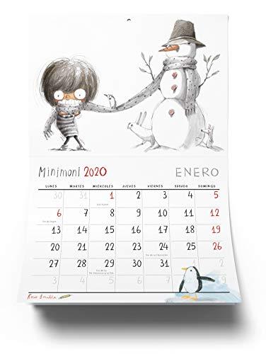Calendario Minimoni (Narrativas)