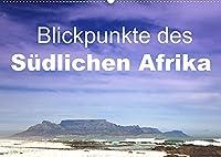 Blickpunkte des Suedlichen Afrika (Wandkalender 2022 DIN A2 quer): Eine kleine Reise durch Suedafrika und Namibia (Monatskalender, 14 Seiten )