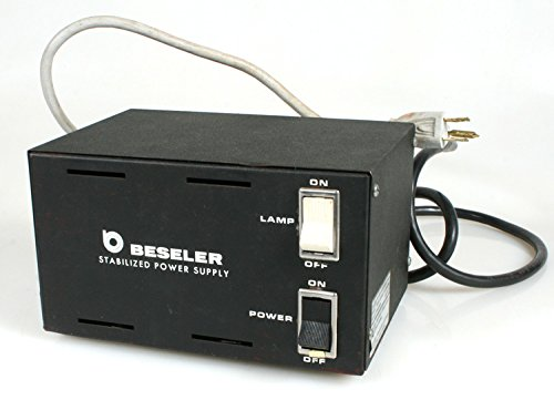 BESELER DUAL DICHRO/DGA STABILIZED POWER SUPPLY FOR ENLARGER