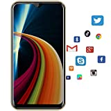 4G Smartphone Offerta del Giorno, AOYODKG A36 Android 9.0 Certificato Google GMS 3GB RAM + 32GB ROM/128GB Cellulari Offerte Tre carte:2x microSIM+TF GPS Telefonia Mobile (Oro)