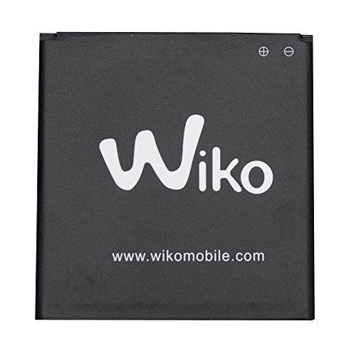 ocolor Handy Akku Ersatz Li-Polymer Backup Akku (2000mAh) für Wiko Cink Peax 2in schwarz