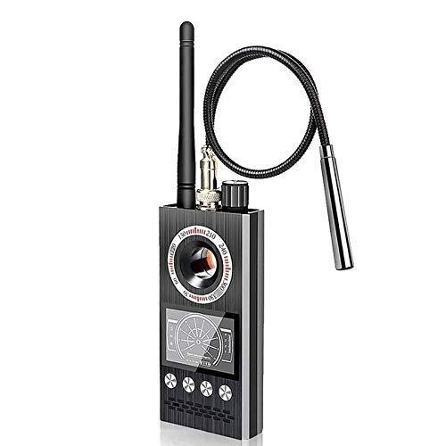 Bug Detector Auto Alarm Anti spy Detector Upgraded Artificial Intelligent rf detectors Hidden Camera Detector Radio Frequency Detector Finder Bug Detector Camera Finder