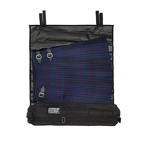 New High Quality Scottish Kilt Luggage Poly Carrier Roll/Travel Bag/Kilter