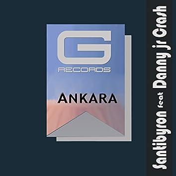 Ankara (feat. Danny Jr Crash)